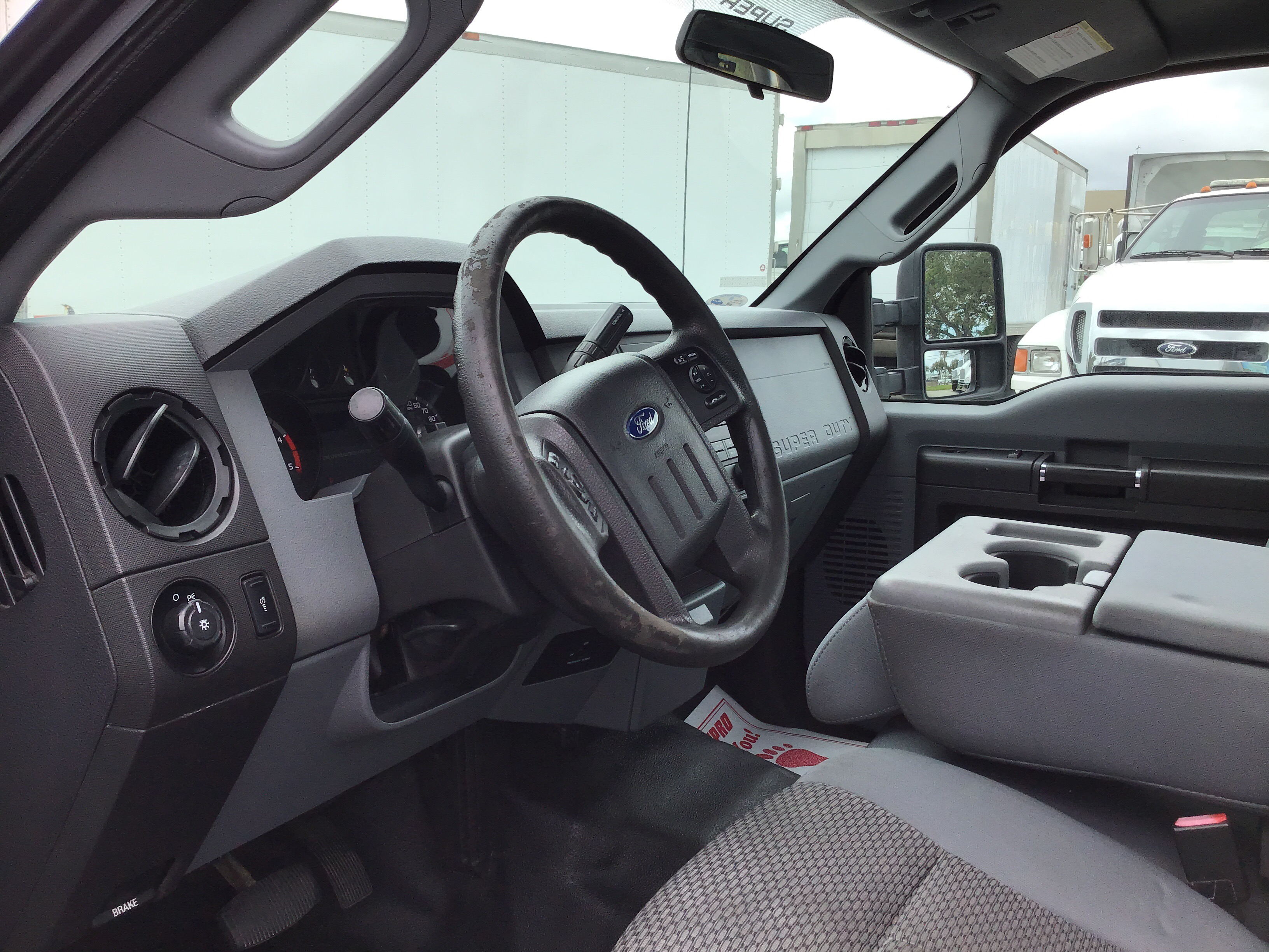 Pre-Owned 2013 FORD F450