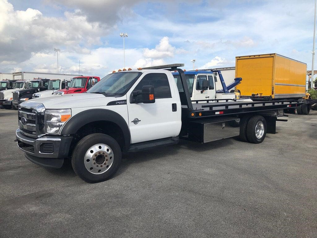Pre-Owned 2016 FORD F550