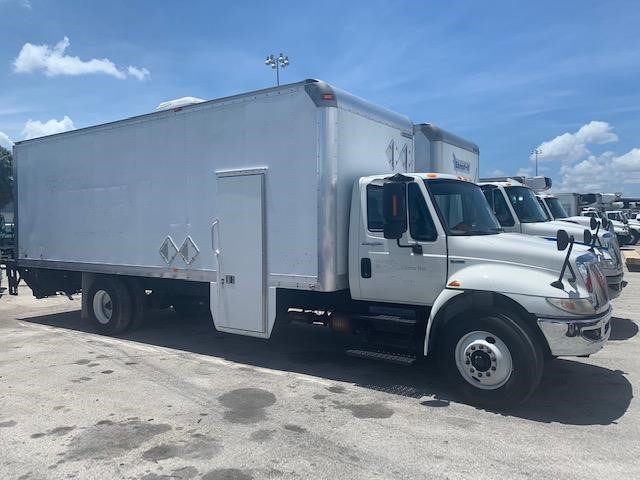 Pre-Owned 2012 INTERNATIONAL 4300 SBA