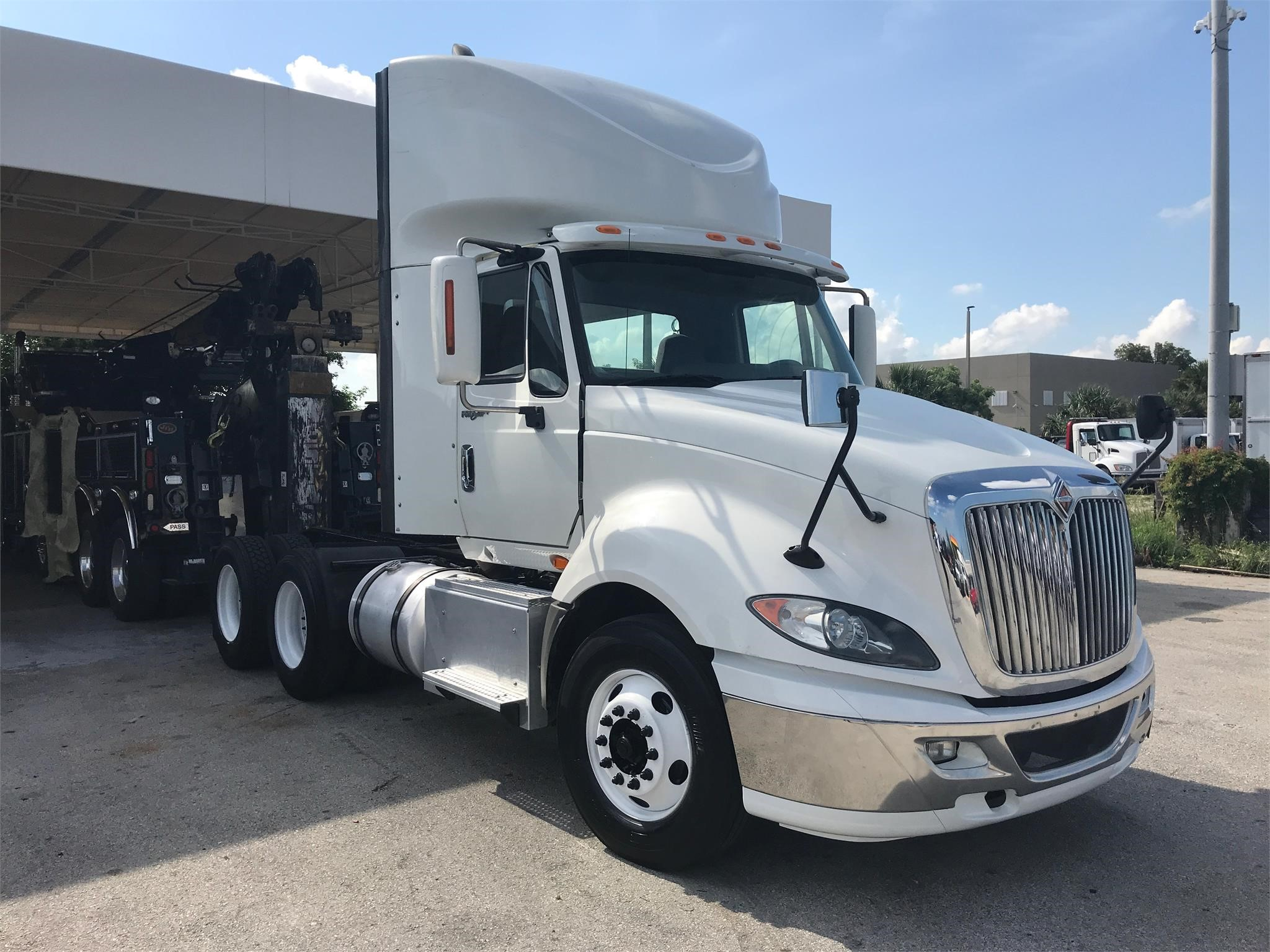 Pre-Owned 2013 INTERNATIONAL PROSTAR