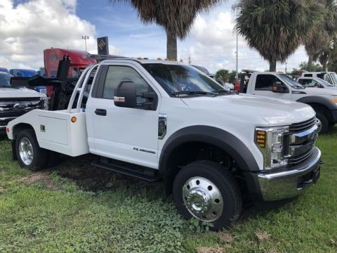 New 2019 FORD F450 XLT SD