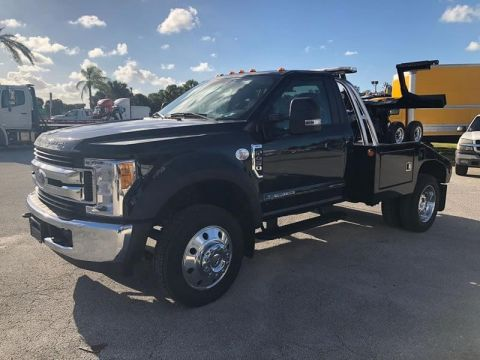 New 2017 FORD F450 XLT SD