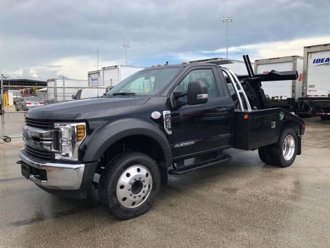New 2018 FORD F450 XLT SD