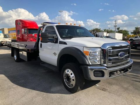 Pre-Owned 2015 FORD F550 SD