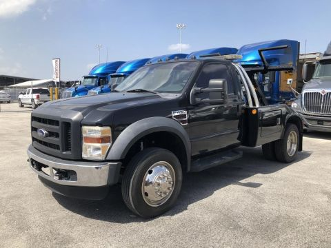Pre-Owned 2008 FORD F450 XLT SD