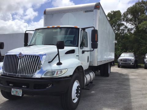 Pre-Owned 2013 INTERNATIONAL 4300 FS-6406N