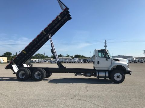 Pre-Owned 2014 INTERNATIONAL 7500 SBA 6X4
