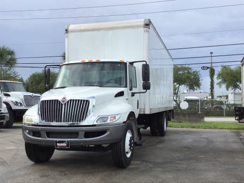 Pre-Owned 2014 International 4300 2100 RDS