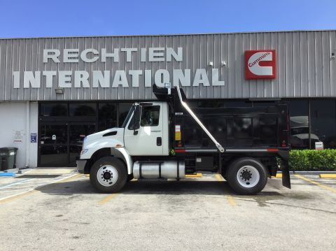 Pre-Owned 2012 INTERNATIONAL 4300 2500 PTS