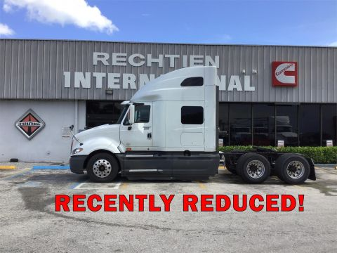 Pre-Owned 2014 INTERNATIONAL PROSTAR