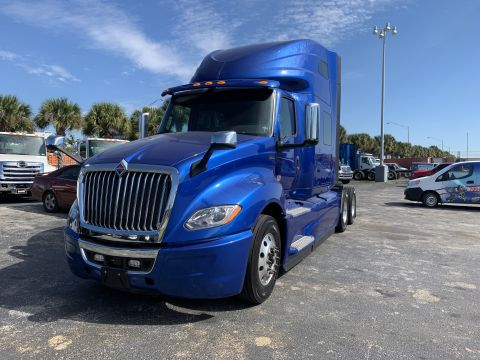 New 2020 INTERNATIONAL LT625 6X4 Auto-Shift